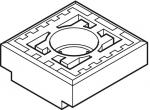 GEZE Ersatz-Gleitstein zu TS 3000 und 5000 für Standardgleitschiene
